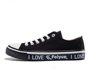 Feiyue Shoes 2019 New Low Top Canvas Sports Casual Shoes