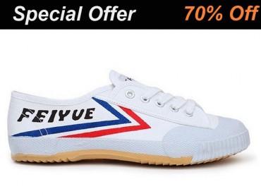 Feiyue Shoes, Feiyue Shoes White