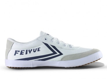 Feiyue A.S Canvas Low Top Sneakers - White Shoes