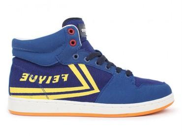 Feiyue 10N28E Canvas Shoes - Blue Shoes