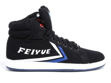 Feiyue Hi 10N28E Canvas Shoes - Black Shoes
