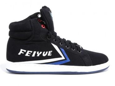 Feiyue Hi 10N28E Canvas Shoes - Black Shoes