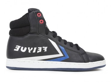 Feiyue Hi 10N28E Shoes - Black Shoes