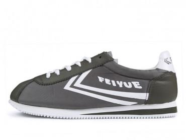 Feiyue Jogging Shoes 2015 New Style Grey White