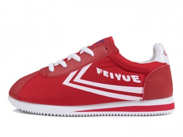 Feiyue Jogging Shoes 2015 New Style Red White