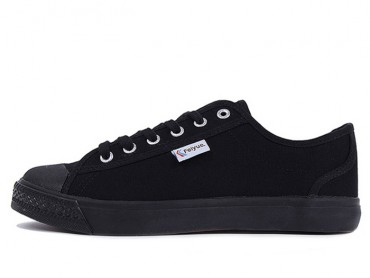 Feiyue Shoes 2015 New Style Plain Lovers Sneaker Black