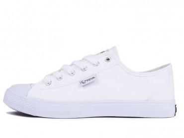 Feiyue Shoes 2015 New Style Plain Lovers Sneaker White