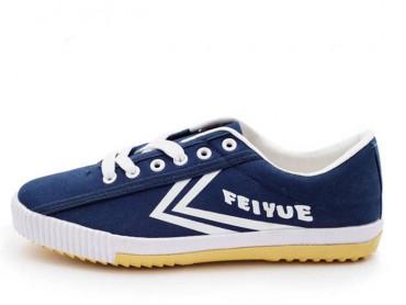 Feiyue Shoes 2015 New Style Blue White Plain Sneaker