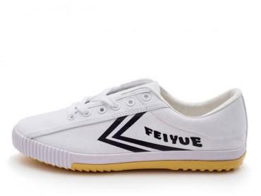 Feiyue Shoes 2015 New Style White Black Plain Sneaker
