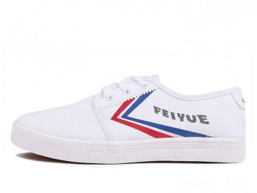 Feiyue Shoes 2015 New Style White Plain Sneaker