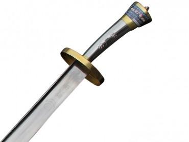 Hand-made Chinese Standard Tai Chi Wushu Broad Sword Dao