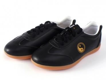 Warrior Footwear Tai Chi Shoes Black Tai Chi Pattern