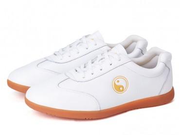 ICNBUYS Kung Fu Tai Chi Shoes White