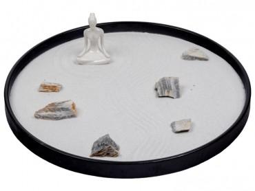 ICNBUYS Zen Garden Meditation figure Set