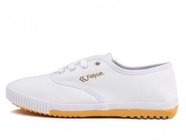 2015 New style Feiyue plain lovers shoes white