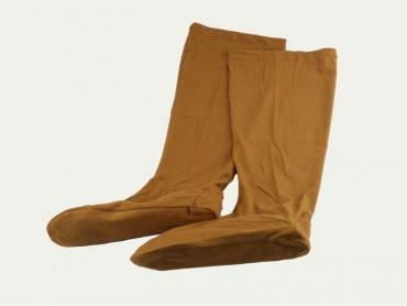 Traditional Shaolin Kung Fu Socks Ochre