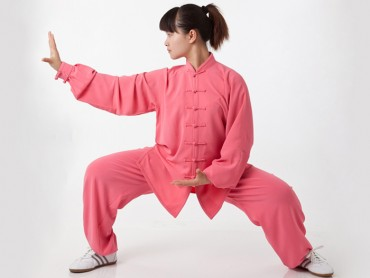 Tai Chi Clothing Professional Rosy Yaxin