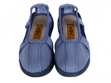 Traditional Shaolin Kung Fu Shoes Fabric Shoes Grey