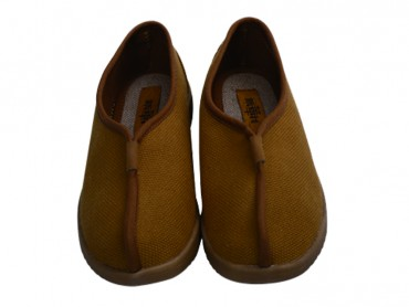 Traditional Shaolin Kung Fu Shoes Knited Shoes Ochre