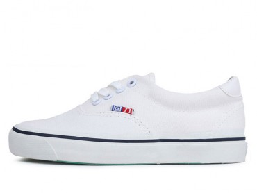 Warrior Footwear Classic Casual Sneaker White