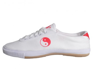 Warrior Tai Chi Shoes White Tai Chi Pattern