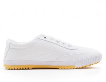 Feiyue Shoes 2015 New Style White Plain II Sneaker