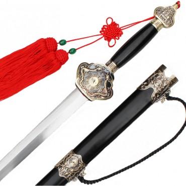 Tai Chi Sword Ebony Eight Trigrams Sword