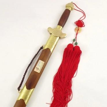 Tai Chi Sword Hand Carved Dragon Sword