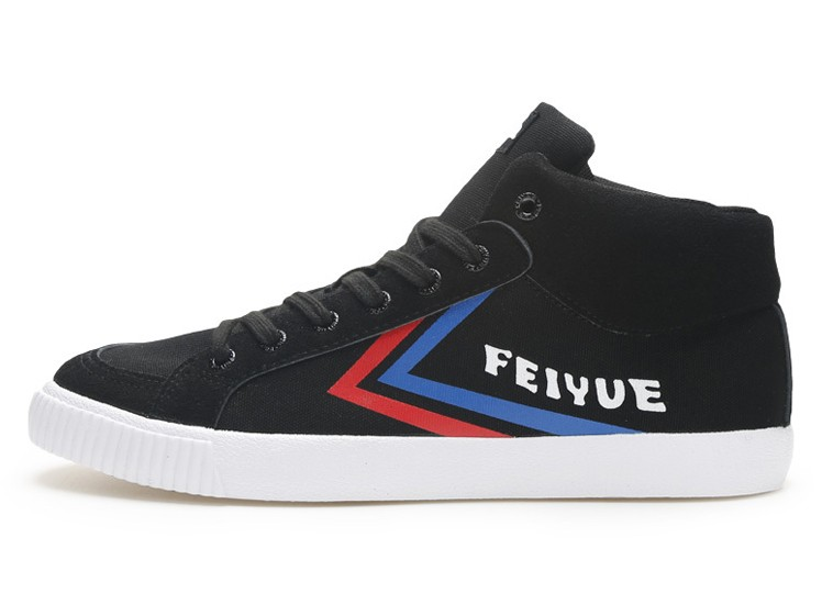 Feiyue Classic High Top Canvas Shoes