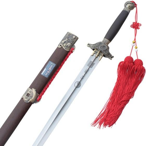 tai chi sword form pdf