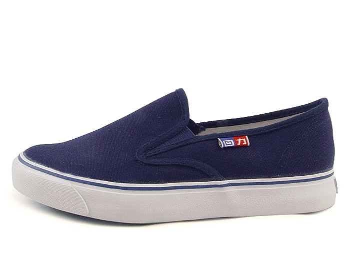 903c7842d Warrior Footwear Classic Casual Shoes Navy