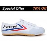 Feiyue Martial Arts Shoes White