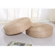 cattail hassock; cattail hassock for zen; cattail hassock for meditation