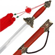 Tai Chi Sowrd, Chinese Sword, Chinese Vintage Sword, Chinese Tai Chi Short Sword, Chinese Adornment Sword