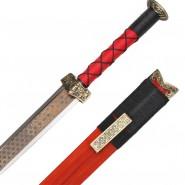 Tai Chi Sowrd, Chinese Sword, Chinese Vintage Sword, Chinese Tai Chi Short Sword, Chinese Short Sowrd