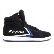 Feiyue 10N28E Black Shoes