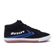 Feiyue DELTA MID Sneakers, Feiyue Black Canvas Shoes, Feiyue DELTA MID Sneakers 2015