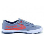 Feiyue Plain Sneakers, Feiyue Plain Canvas Sneakers, Feiyue Grey Canvas Shoes, Feiyue Shoes