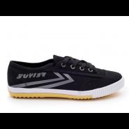 Feiyue Shoes 2015 New Style Black Grey Sneaker