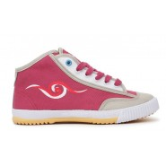 Feiyue Shoes Chinoiserie High Top Pink
