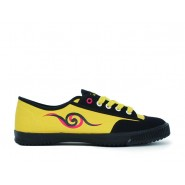 Feiyue Shoes Chinoiserie Yellow