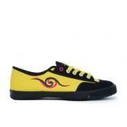 Feiyue Shoes Chinoiserie Yellow
