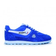 Feiyue Sneakers for Marathon and Jogging Blue