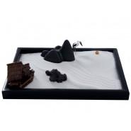 zen garden, mini zen garden, tabletop zen garden, zen garden on desk, Japanese zen garden, icnbuys zen garden