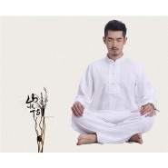 zen uniform; meditation uniform; zen meditation uniform; summer zen uniform; summer meditation uniform; cotton zen uniform; cotton meditation uniform; summer zen meditation men uniform; original summer zen meditation men cotton uniform long sleeve