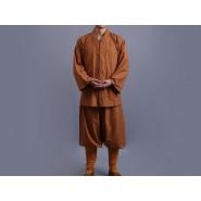 Shaolin Kung Fu Clothing Cotton