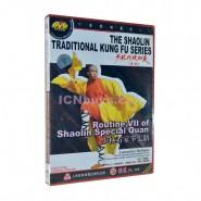 shaolin, shaolin kung fu, shaolin kung fu dvd, shaolin kung fu video, shaolin kung fu video dvd,  Shaolin Kung Fu DVD Shaolin Routin VII Special Quan Video