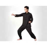 Tai Chi Clothing, Tai Chi Clothing for man, Half-sleeve Tai Chi Clothing, Tai Chi Clothing White, Tai Chi Clothing for Man, Tai Chi Uniform, Chinese Tai Chi Clothing, Chinese Tai Chi Uniform, Tai Chi Casual Clothing
