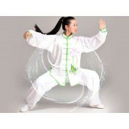 Tai Chi Clothing, White Tai Chi Clothing, Tai Chi Clothing for Woman, Tai Chi Uniform, Chinese Tai Chi Clothing, Chinese Tai Chi Uniform, Tai Chi Casual Clothing