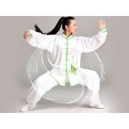 Tai Chi Clothing, White Tai Chi Clothing, Tai Chi Clothing for Woman, Tai Chi Uniform, Chinese Tai Chi Clothing, Chinese Tai Chi Uniform, Tai Chi Casual Clothing